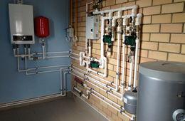 Монтаж газового отопления под ключ Кубинка
