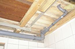 Монтаж канализации на даче под ключ Кубинка