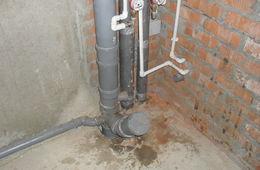 Монтаж канализации в квартире под ключ Кубинка