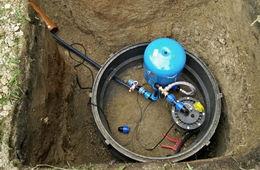 Монтаж водоснабжения на даче Кубинка