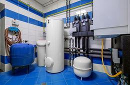 Монтаж водоснабжения в коттедже Кубинка