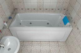Монтаж гидромассажной ванны Кубинка