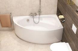 Монтаж угловой ванны Кубинка